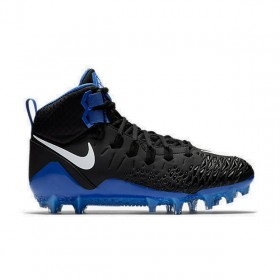 sports shoes 8e78d 19592 880144-014 Crampons de Football Americain moulés Nike Force Savage Pro Bleu