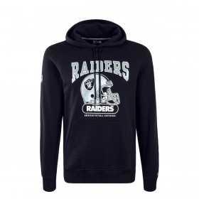 11604073_Sweat à Capuche NFL Oakland Raiders New Era Archie Hoody Noir