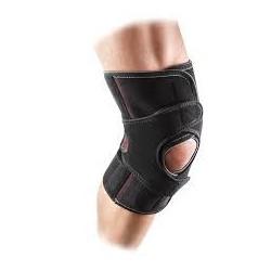 4201_Genouillère Mcdavid Vow Knee Wrap noir