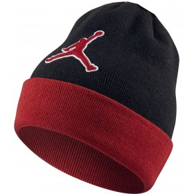 AA1302-010_Bonnet Jordan Graphic Noir red