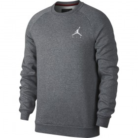 940170-091_Sweat Jordan Sportswear Jumpman Fleece Gris pour homme