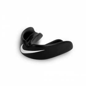 NUU57-101_Protège dent Nike Hyperlow Adulte Noir sans strap