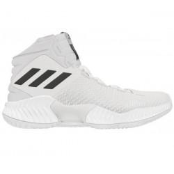 AC7429_Chaussures de Basketball adidas Pro Bounce 2018 Blanc pour homme