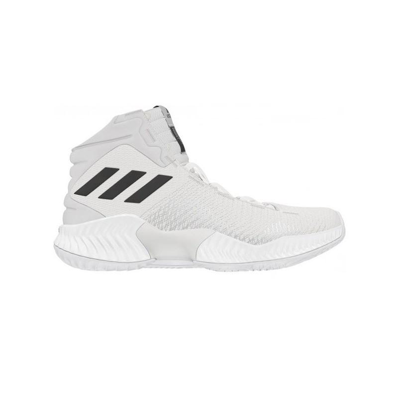 Chaussures de Basketball adidas Pro Bounce 2018 Blanc pour homme