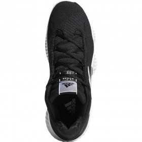 wholesale dealer 46780 c1dab Adidas Chaussures Basketball 2018 Noir Homme Pro De Pour Bounce Low  66aUHwEyq
