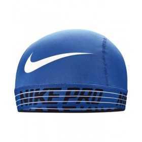 N.HK.78.04_Nike Pro Skull Cap 2.0 bleu