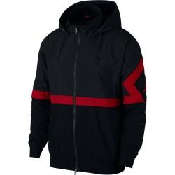 AQ2683-010_Veste Zippé à capuche Jordan Sportswear Diamond Jacket Noir pour homme