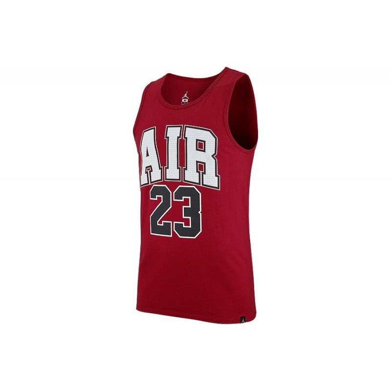 AA1909-687_Débardeur Jordan Sportswear Air 23 Rouge pour homme