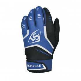 WTL6103RO_Gant de Batting Louisville Slugger Omaha Bleu