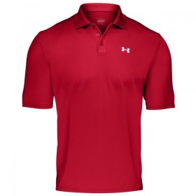 Under Armour EU performance polo rouge