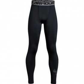 Under Armour Coldgear Armour legging compression negro para nino