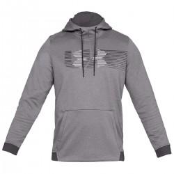 Men's Under armour Fleece Spectrum PO Hoodie grey