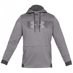 Under armour Fleece Spectrum PO Hoodie gris para hombre