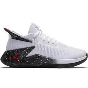 grossiste 29338 765da Chaussure de Basketball Jordan Fly Lockdown Blanc pour Junior
