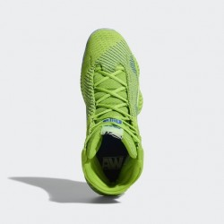 Adidas Chaussures de Basketball Pro Bounce 2018 vert pour