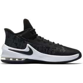 Kids' Nike Air max Infuriate II (GS) Black Basketball shoe