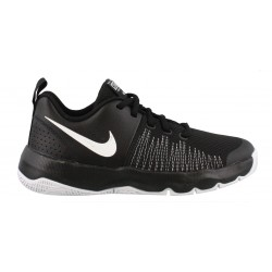 various colors bf74a aeac0 922680-004 Chaussure de Basketball Nike Team Hustle Quick ( GS ) Noir pour  Junior ...