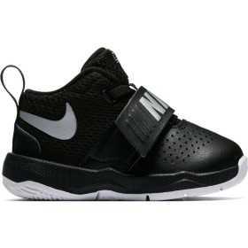 881943-001_Chaussure de Basketball Nike Team Hustle D 8 ( TD ) noir pour bébé
