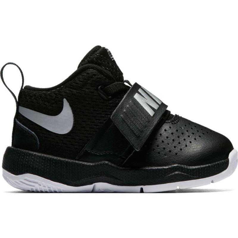 Noir 8 Td Basketball Bébé Hustle Nike De Chaussure Pour Team D q8USSC