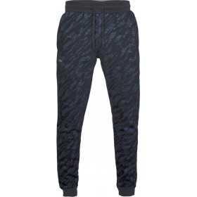1322032-001_Pantalon Under Armour Rival Fleece Camo Noir pour Homme