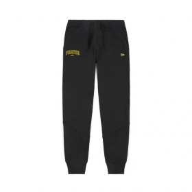 11603986_Pantalon MLB Pittsburgh Pirates New Era Team Apparel Track Noir pour homme