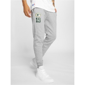11604035_Pantalon NFL GreenBay Packers New Era Team No Track gris