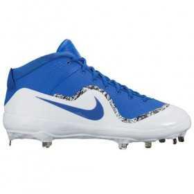 917920-444_Crampons de Baseball métal Nike Air Trout 4 Mid Bleu  Pour Homme
