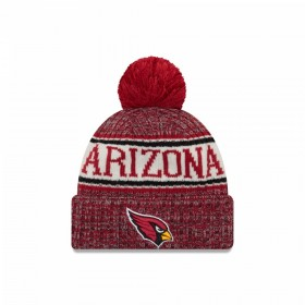 11768205_Bonnet NFL Arizona Cardinals New Era On Field 2018 Rouge