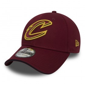 11794619_Casquette NFL Cleveland Cavaliers New Era Team 39thirty rouge