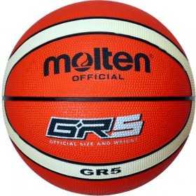 BBE-BGR5_Ballon de basket Molten BGR5 taille 5