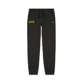 11788879_Pantalon NBA Los Angeles Lakers New Era Team Apparel Track Noir pour Homme