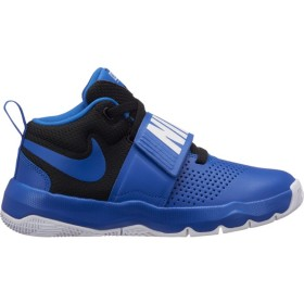 3316007732366 881941-405_Chaussure de Basketball Nike Team Hustle D 8 (GS) Bleu pour  junior