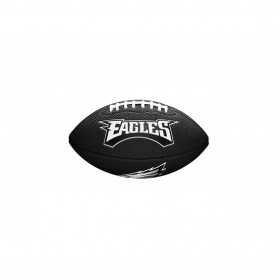 WTF1533BLXBPH_Mini ballon de Football Américain Wilson Soft touch NFL team logo Philadelphia Eagles