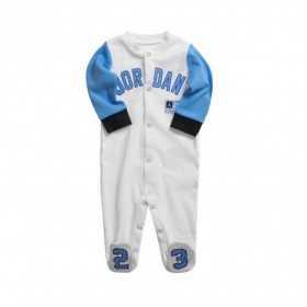 555302-001_Grenouillère Jordan Coverall Blanc pour bébé