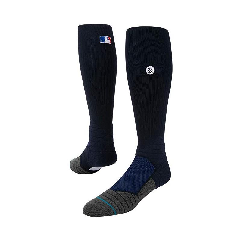 M759C16DIANVY_Chaussettes MLB Stance Arena Diamond Pro Bleu marine