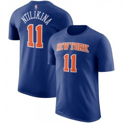 Kids' NBA Franck Ntilikina New York Knicks tee royal