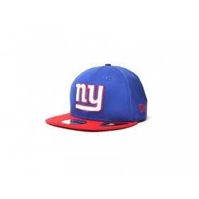 11794831_Casquette NFL New York Giants New Era Contrast Team 9Fifty Bleu