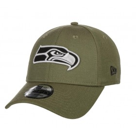 11794770_Casquette NFL Seattle Seahawks New Era Heather Essential 39thirty Vert