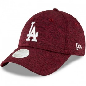 11794816_Casquette de Baseball MLB Los Angeles Dodgers New era Dry Switch 9Forty Adjustable Rouge