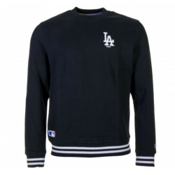 11788919_Sweat MLB Los Angeles Dodgers New Era Team Apparel Crew Noir pour homme