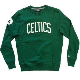 11788924_Sweat NBA Boston Celtics New Era Team Apparel Crew Vert pour Homme