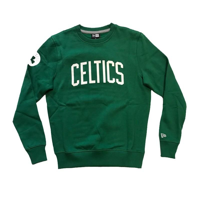 Celtics Apparel Nba Boston New Era Sweat Pour Vert Homme Team Crew 3q5AjL4R