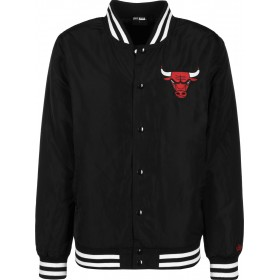 11788933_Bomber NBA Chicago Bulls New Era Team Apparel Noir pour Homme