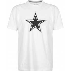 11788945_T-Shirt NFL Dallas Cowboys New Era Fan Pack blanc pour Homme