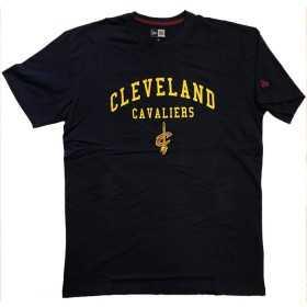 11788971_T-Shirt NBA Cleveland Cavaliers New Era Classic Arch Noir pour Homme