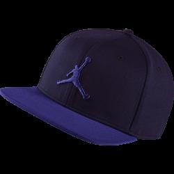 861452-416_Casquette Jordan Jumpman Snapback Bleu