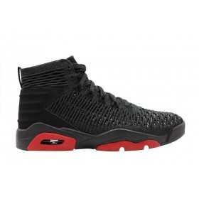 AJ8207-001_Chaussure de Basket Jordan Flyknit Elevation 23 Noir pour homme