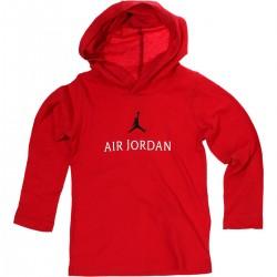 Sweat à capuche et pantalon pour bébé Jordan Multi Hit Set Rouge