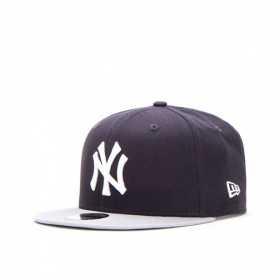 11530670_Casquette MLB New York Yankees New Era Essential 9fifty Bleu marine pour junior