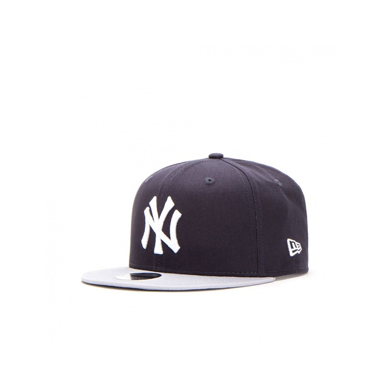 11530670_Casquette MLB New York Yankees New Era Essential 9fifty Bleu marine pour junior